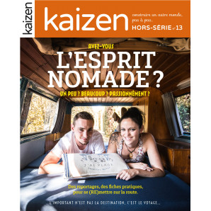 Kaizen Hors-série 13 : L'esprit nomade