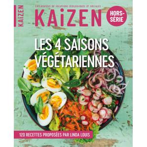 """Kaizen Hors-série 14 : """"Les 4 saisons végétariennes"""""""