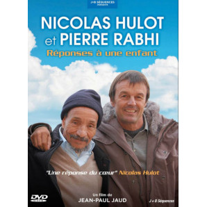 DVD Pierre Rabhi et Nicolas Hulot