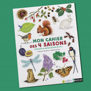 Mon cahier des 4 saisons
