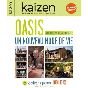 """KAIZEN """"OASIS, un nouveau mode de vie"""""""