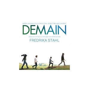 Demain, CD de la bande originale du Film