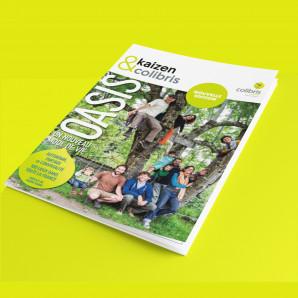 Kaizen : Oasis, un nouveau mode de vie - Réédition 2019