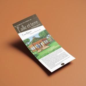 22 - Je construis ma maison en paille et terre – Le flexagone