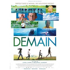 DVD du film Demain