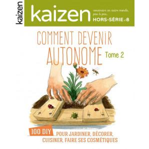 """Kaizen Hors-Série 8 """"Comment devenir Autonome"""" (Tome 2)"""