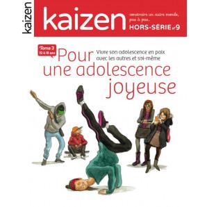 """Kaizen Hors-Série 9 """"Pour une adolescence joyeuse"""""""