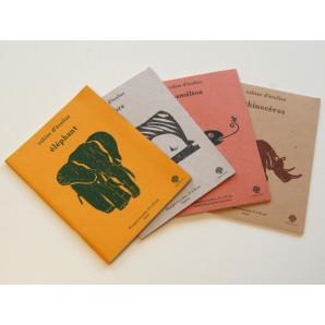 Les 4 cahiers d'écolier