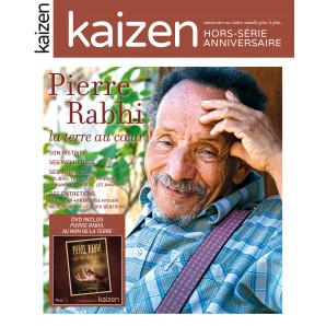 Kaizen Hors-série anniversaire - Pierre Rabhi