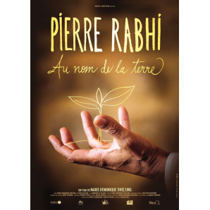 "DVD ""Pierre Rabhi, Au nom de la terre"""