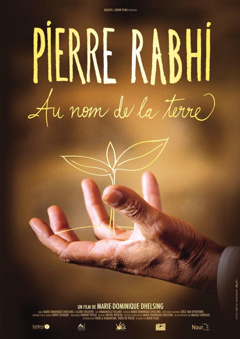 """Bien-aimé DVD """"Pierre Rabhi, Au nom de la terre"""" - Colibris FU29"""